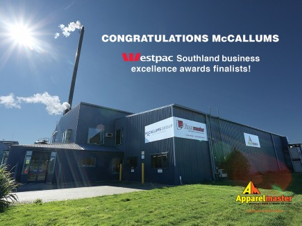 Congratulations McCallums!